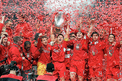Final Liga Champions 2005, Keajaiban Istanbul